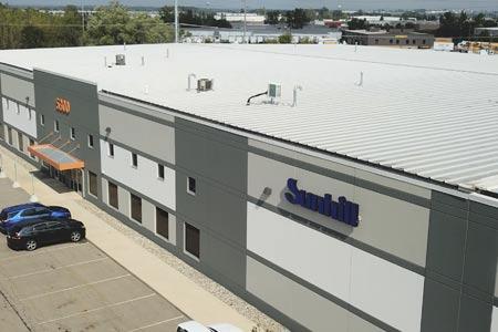 sunhill america building