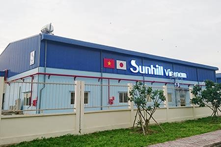 sunill Vietnam building